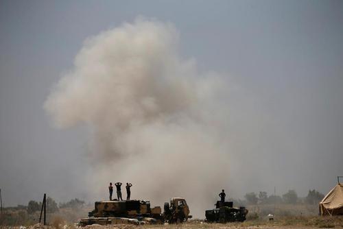 ادامه عملیات آزاد سازی فلوجه –عراق