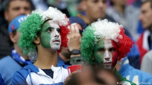 ایتالیا اگر چه در این دوره از مسابقات جام ملتهای اروپا در جمع مدعیان نیست، اما هواداران لاجوردیپوشها امیدوارند که ملیپوشان کشورشان بتوانند خوش بدرخشند و تیمهای حریف را غافلگیر کنند.