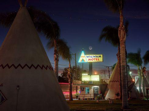 اقامتگاه های کلاسیک خیمه ای برای مسافران جاده ای – کالیفرنیا