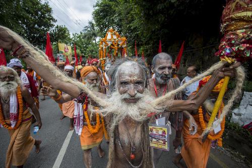 جشنواره هندوها – آسام هند