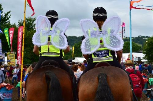 جشنواره گلاستونبری در انگلیس