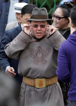رییس جمهور مغولستان پس از شرکت در انتخابات پارلمانی این کشور – اولان باتور