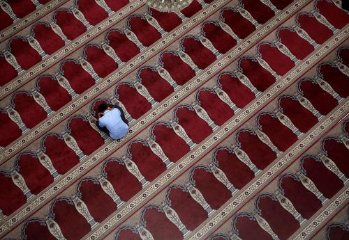 مسجدی در جاکارتا اندونزی