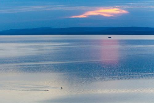دریاچه بالاتُن در مجارستان