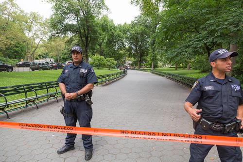 تدابیر امنیتی در پی انفجار در پارک مرکزی نیویورک