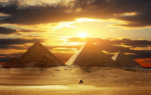 اهرام بزرگ مصر