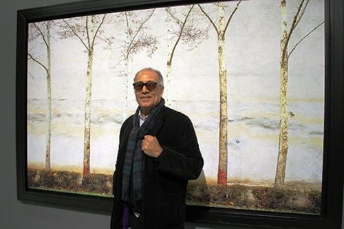 کیارستمی در نمایشگاه عکسهای برگزیده اش