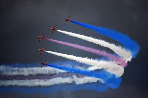 نمایش هوایی سلطنتی در انگلیس