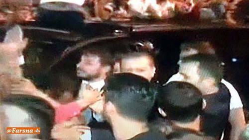 اردوغان با خروج از فرودگاه استانبول، با مردم و مخالفان کودتا دیدار و از آنها تشکر کرد