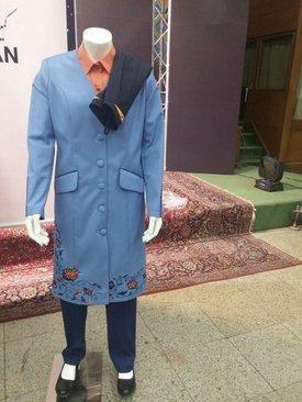 لباس رژه بانوان ایران در المپیک