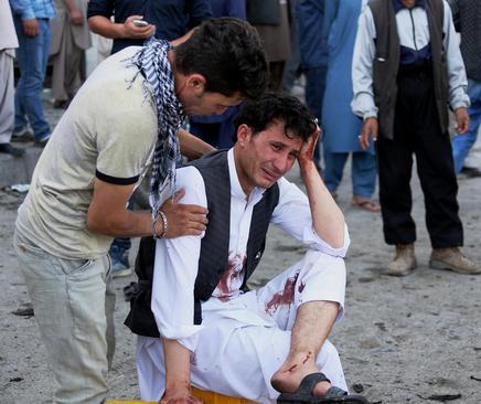 بیش از 80 کشته و 200 زخمی در انفجار انتحاری در کابل