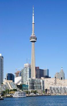 برج سی ان کانادا- ارتفاع برج: 553 متر