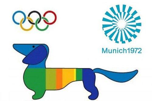 اولین لوگو رسمی المپیک والدی نام داشت. مونیخ میزبان این رقابتها در سال ۱۹۷۲ بود.