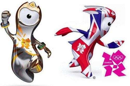 نام لوگو بازیهای  ۲۰۱۲ لندن ونلاک و ماندوویل بود.