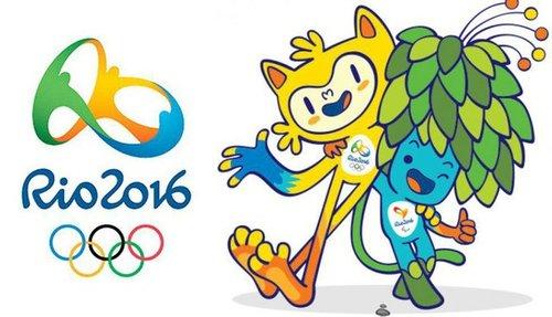 المپیک ریو نیز با لوگویی با نام وینیسیوس و تام برگزار می شود.