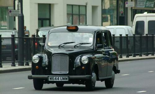 تاکسی لندن