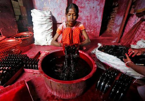 کارگاه تولید مایع