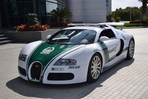 بوگاتی ویرون با سرعت 431 کیلومتر در ساعت- امارات