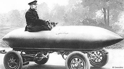 رکورد سرعت خودروی الکتریکی