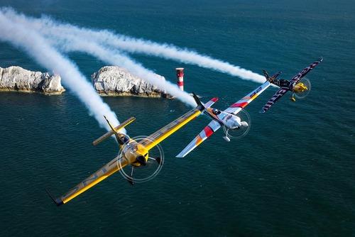 مسابقات نمایش هوایی رد بول – انگلیس