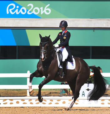 مسابقات اسب سواری با مانع – المپیک ریو