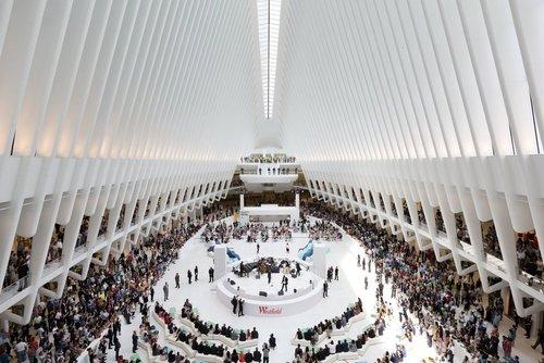 افتتاح مرکز تجارت جهانی وستفیلد در نیویورک