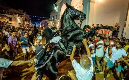 جشنواره سنت لوییس در اسپانیا