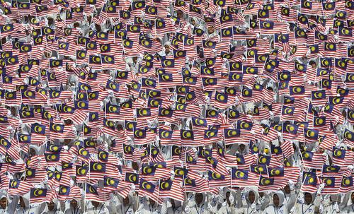 جشن پنجاه و نهمین سالگرد روز استقلال مالزی – کوالالامپور