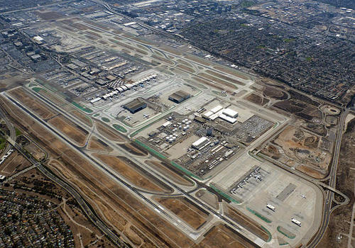 فرودگاه بین المللی لس آنجلس