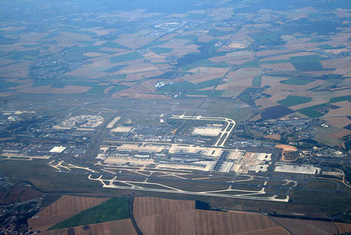 فرودگاه فرانکفورت