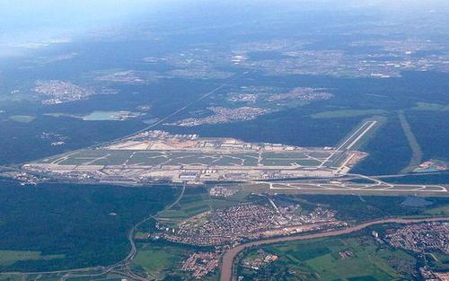 پاریس فرودگاه شارل دوگل پاریس