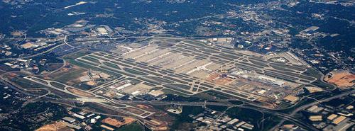 فرودگاه بینالمللی هارتسفیلد-جکسون آتلانتا