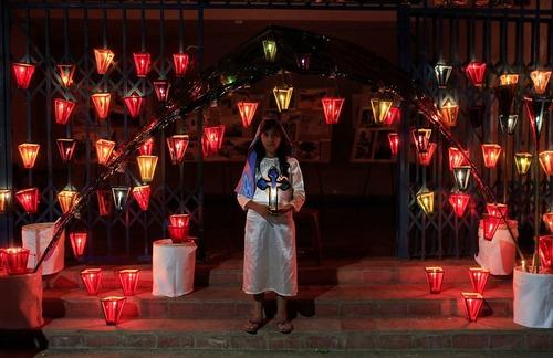 جشن تولد مریم مقدس در السالوادور