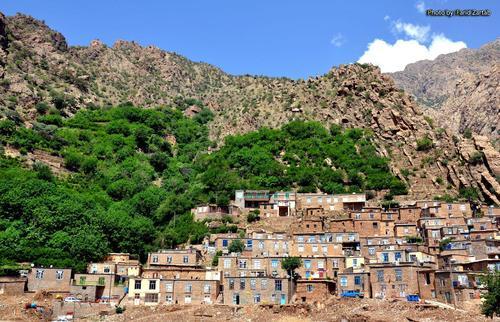 روستای هجیج - شهرستان پاوه- استان کرمانشاه- فرید
