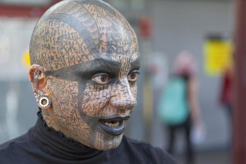 دوازدهمین نمایشگاه بین المللی تتو در لندن