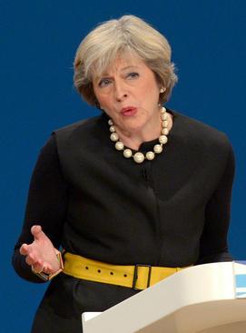 سخنرانی ترزا می نخست وزیر بریتانیا در کنفرانس سراسری حزب محافظه کار – بیرمنگام