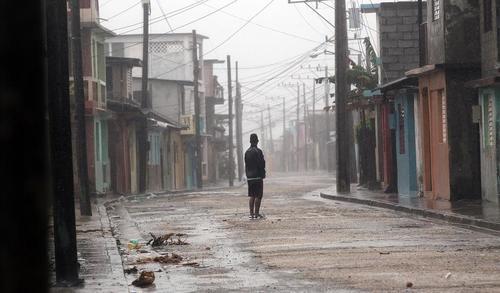 تخلیه شهر باراکوئا کوبا پیش از توفان مهیب متیو
