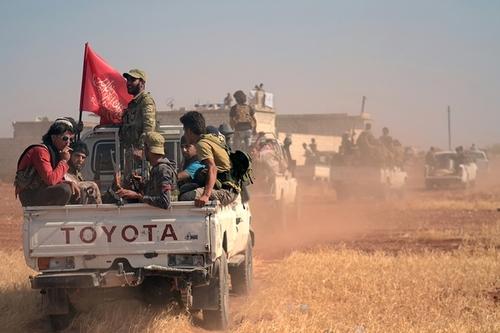 تصاویر جدید عملیات آزاد سازی موصل از دست داعش