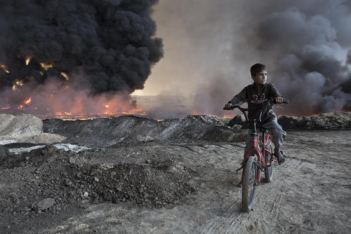 عملیات آزاد سازی موصل از اشغال داعش