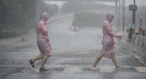 توفان مهیب