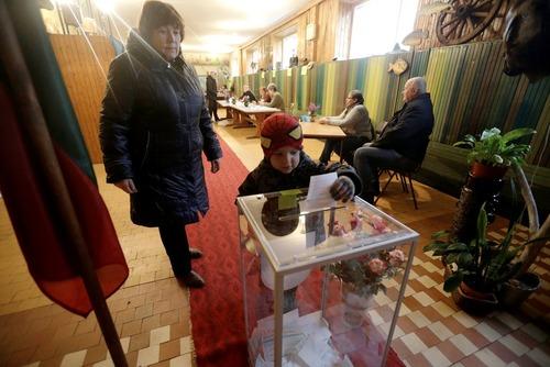 انتخابات سراسری در لیتوانی