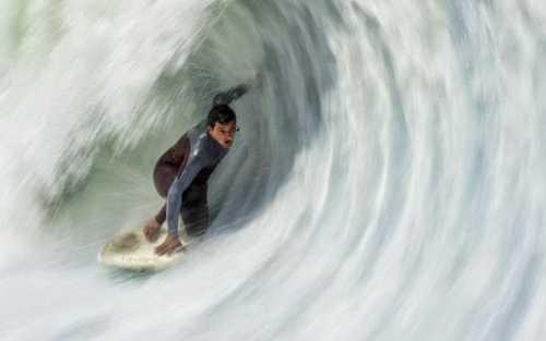 رقابت های موج سواری در شیلی