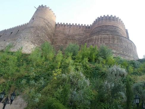 قلعه فلک الافلاک خرم آباد- ملیحه