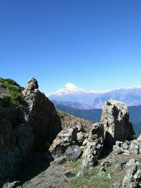 قله دماوند- عابدی پاشا