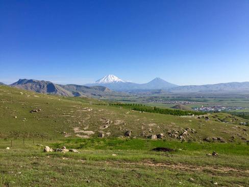 کوه های اغری ماکو- استان آذربایجان غربی - صابر جدیدی