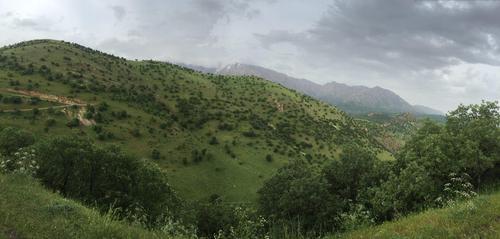 منطقه شبانكاره - كرمانشاه - پیمان حسینى