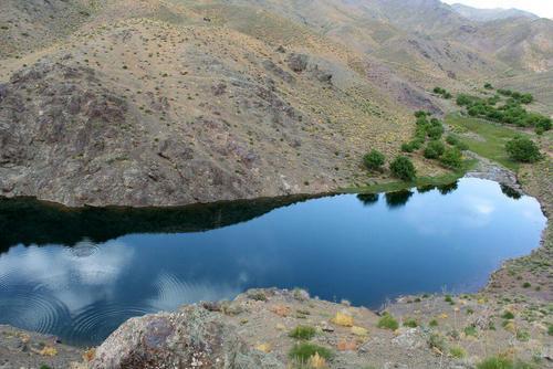 وستای درغستان- شهرستان بردسیر کرمان- محمد حکیمی