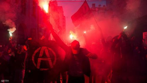 تظاهرات روزهای گذشته علیه قتل دستفروش در مراکش