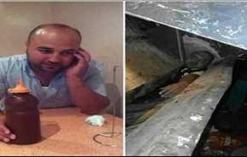محسن فکری دستفروش مراکشی که درون خودروی حمل زباله به قتل رسید